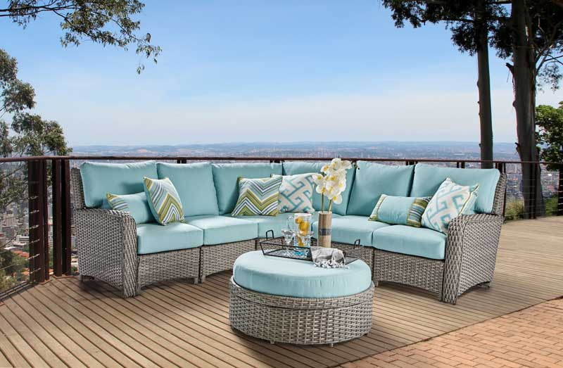 St Tropez Sectional